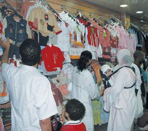 Reportage : La fièvre acheteuse monte dans les centres commerciaux