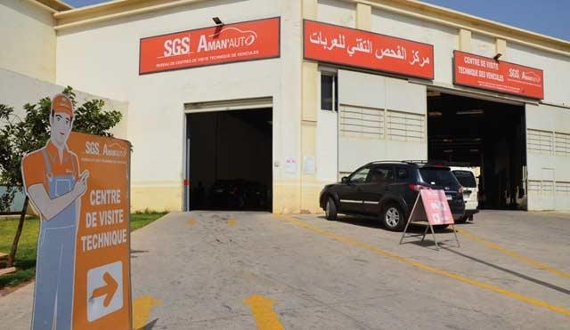 Visite technique : «SGS Aman Auto» ouvre deux nouveaux centres au Maroc