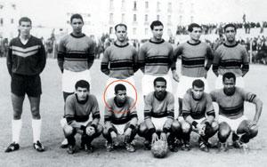 Mjid Bachir, le football de père en fils