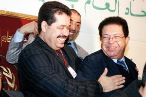 Hamid Chabat : «Le syndicat doit être géré d'une manière moderne»