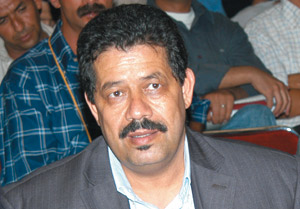 Chabat brandit la menace d'une grève générale à l'instar du 14 décembre 90