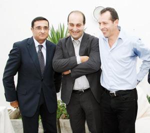 Tarek Najem veut redynamiser la chaîne sportive