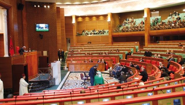 Chambre des conseillers : Adoption du projet de loi relatif  au blanchiment d argent