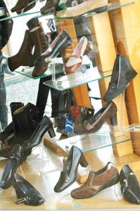 La filière de la chaussure progresse  de 6,7 % à l'export