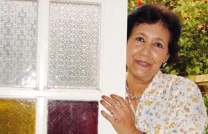 Fatima Cheguer : «Je suis fière d'être bent Derb Sultan»