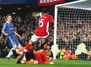 Arsenal se relance à Chelsea