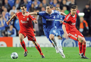 Chelsea qualifiée malgré des Reds héroïques