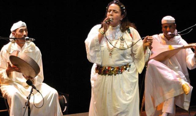 Concerts de chants du Moyen Atlas