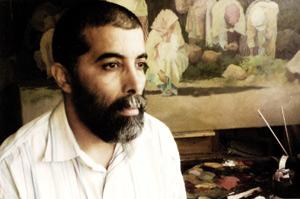 Abdelaziz Charkaoui, un artiste amoureux du Nord