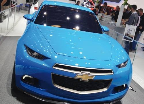 Chevrolet :  Nouvelle attraction