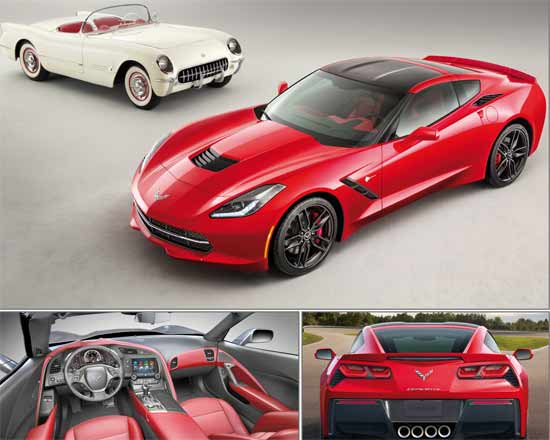 Chevrolet Corvette Stingray : God Bless America !