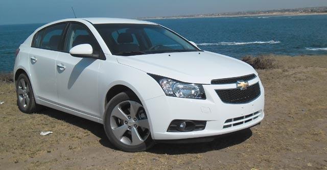 Essai Chevrolet Cruze Hatchback : Opération séduction