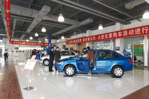 La Chine envisage une prime à la casse pour les automobiles