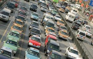 La Chine, désormais premier marché automobile mondial