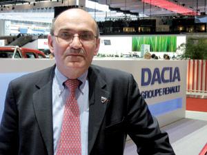 Christian Estève : «La Sandero était le chaînon manquant dans la gamme Dacia»