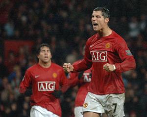Ronaldo, le beau gosse aux pieds d'or