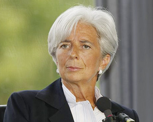 Candidature au FMI : Christine Lagarde ira visiter l'ensemble des pays émergents
