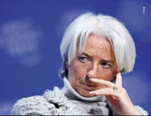 Christine Lagarde passe son grand oral au FMI