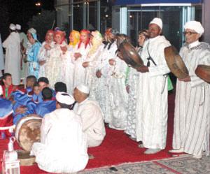 Télex : Chtouka- Aït Baha en fête