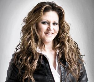Cindy Sander veut représenter la France à l'Eurovision