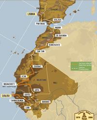 Dakar 2006 : 2.500 km sur le sol marocain