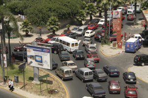 Distribution des cartes professionnelles aux chauffeurs casablancais