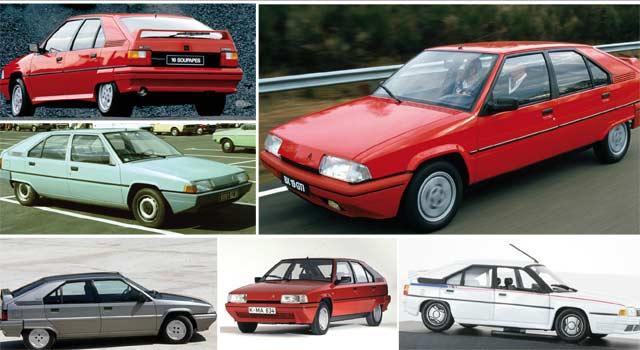 Il était une fois… Citroën BX : Une affirmation chevronnée