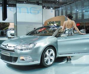 Citroën, grande vedette du 62ème Salon de Francfort