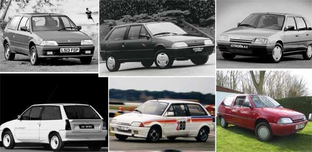 Il était une fois… Citroën AX : AX, l'histoire de deux lettres !