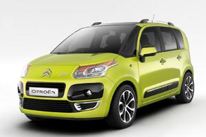 Citroën C3 Picasso : Du monospace en cube
