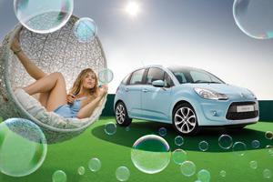 Citroën C3 : Entrez dans la lumière