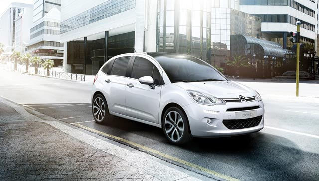 Citroën C3 : La française s est repoudré le nez