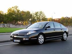 Citroën C6 : un palace roulant pour l'Elysée