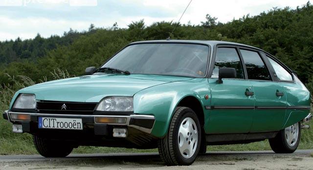 Il était une fois… Citroën CX :  Back to the future !