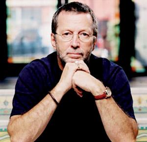 Eric Clapton invité à jouer en Corée du Nord