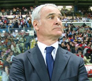 Championnat d'Italie : L'AS Rome s'effondre et Ranieri s'en va