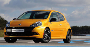 Renault : Clio RS/S/Exception