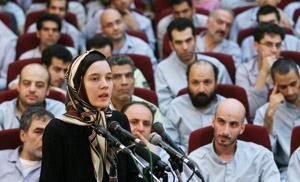 Sarkozy libère Clotilde Reiss des prisons iraniennes