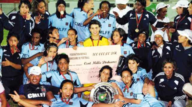 Provinces du Sud : Laâyoune a fêté les meilleurs  sportifs de 2012