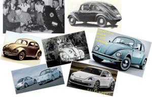 Volkswagen Coccinelle : La force par la joie
