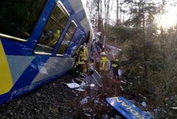 Allemagne : Au moins 4 morts et 150 blessés dans une collision de trains