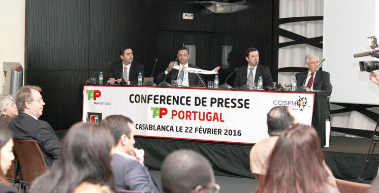 Transport aérien: Les Portugais renforcent leurs dessertes  vers le Maroc