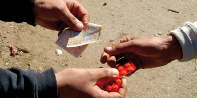Azemmour : Saisie de 930  comprimés psychotropes  et un kilo de chira