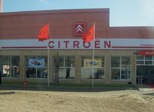 Continental Motors à Taza : 15ème point de vente de Citroën au Maroc