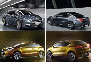 PSA Peugeot Citroën : deux nouveaux prototypes