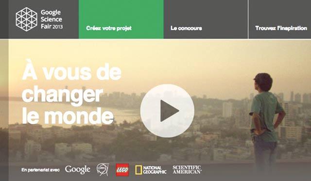 Google lance un concours d invention pour les jeunes