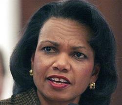 Tournée de Condoleezza Rice : Irak et conflit israélo-palestinien au menu