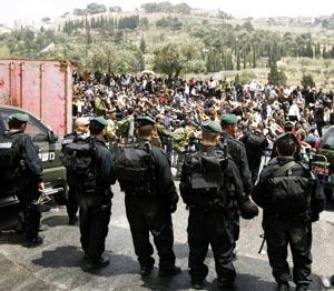 Conflit israélo-palestinien : Nouveaux incidents à Jérusalem