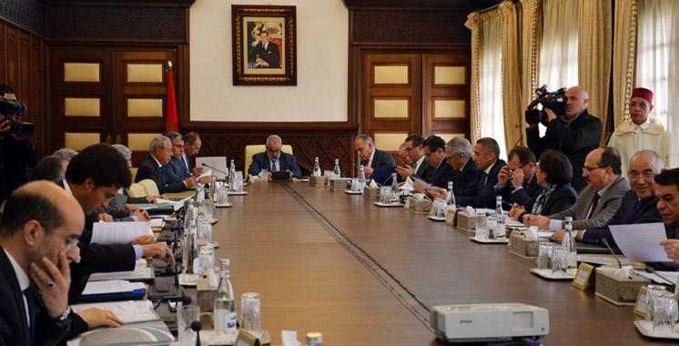 Régionalisation: Une avalanche de décrets au Conseil de gouvernement