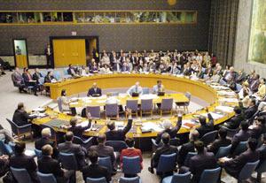 L'ONU exige la participation du Maroc